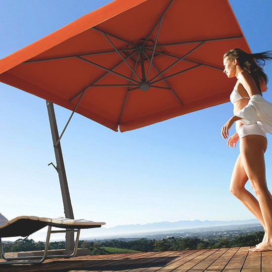 Napoli Braccio napernyő | Napernyő.com